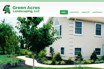 Green Acres website