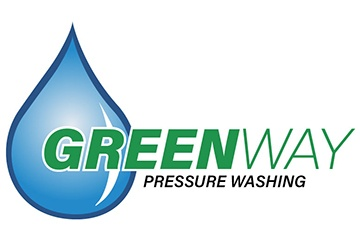 Greenway pressure washing logo