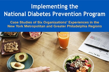 Diabetes Prevention Program Case Studies Report